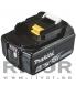 Makita набор аккумуляторная дрель-шуруповерт,18V • 25/50Nm (включает в себя зарядное устройство DC18RC + 2 батареи 5,0 Ач)