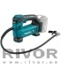 Makita inflator 18V 12L/min 830 kPa 1,4kg (with out battery and charger)